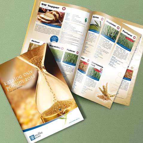 KATALOG OSIV 2012 • Klient: Soufflet Agro a.s.