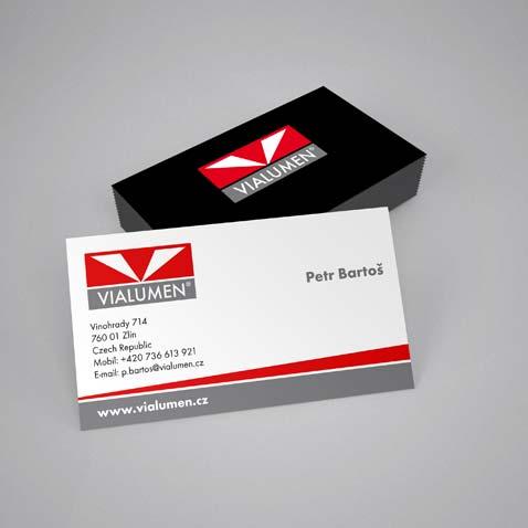 VIZITKY VIALUMEN • Klient: A10 GROUP, s.r.o.